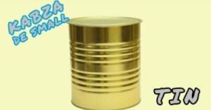Kabza De Small - Tin